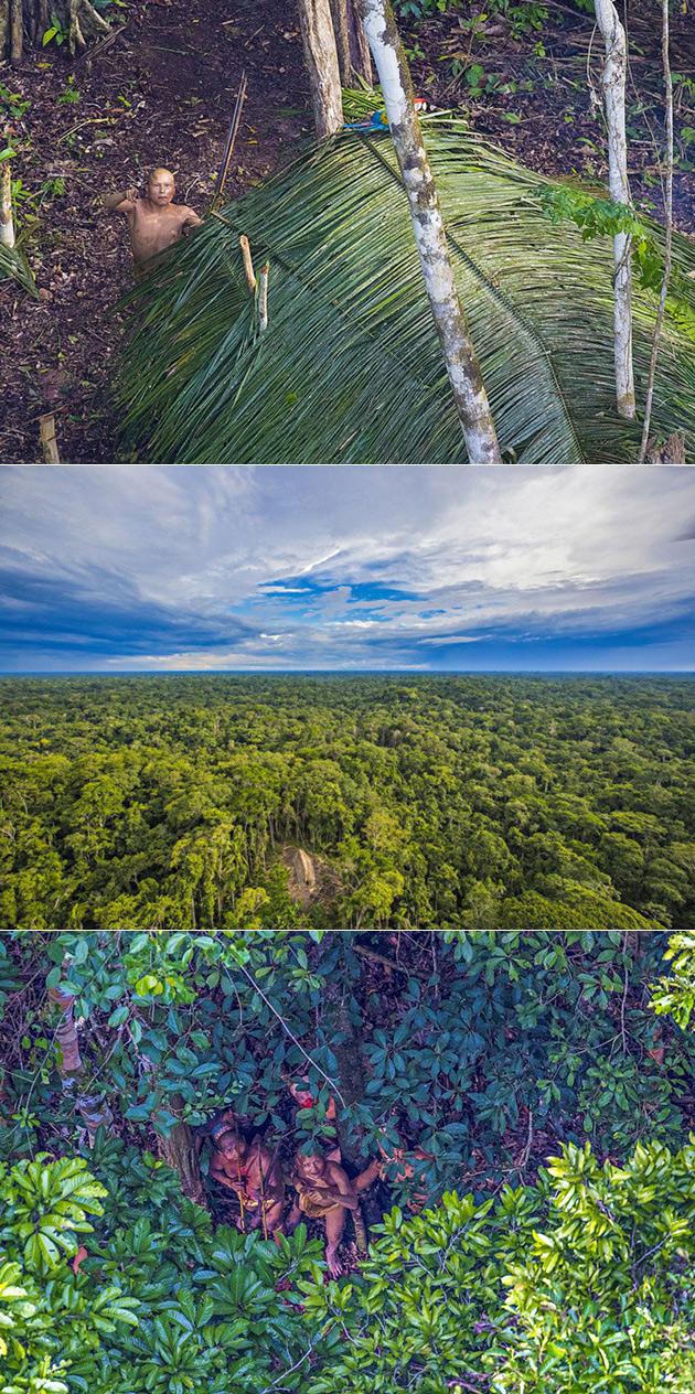 Uncontacted Tribe Amazon