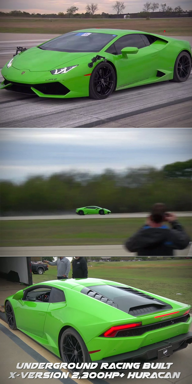 2300HP Lamborghini Huracan