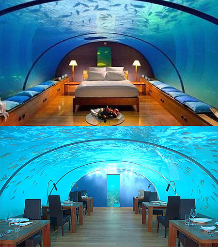 Awesome Underwater Pictures Awesome Underwater Attractions
