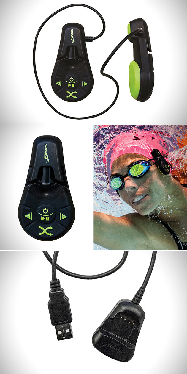 Underwater MP3 Player