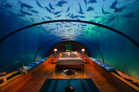 Amazing Underwater Hotel Suite Techeblog