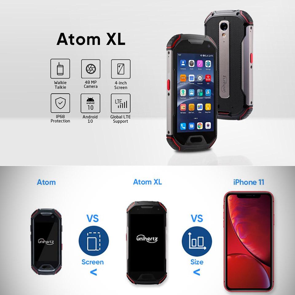 Unihertz Atom XL