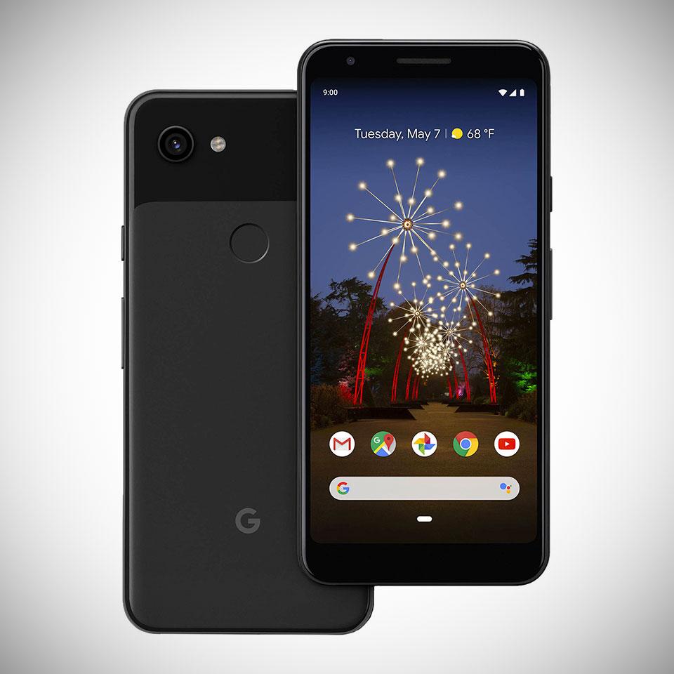 Unlocked 64GB Google Pixel 3a