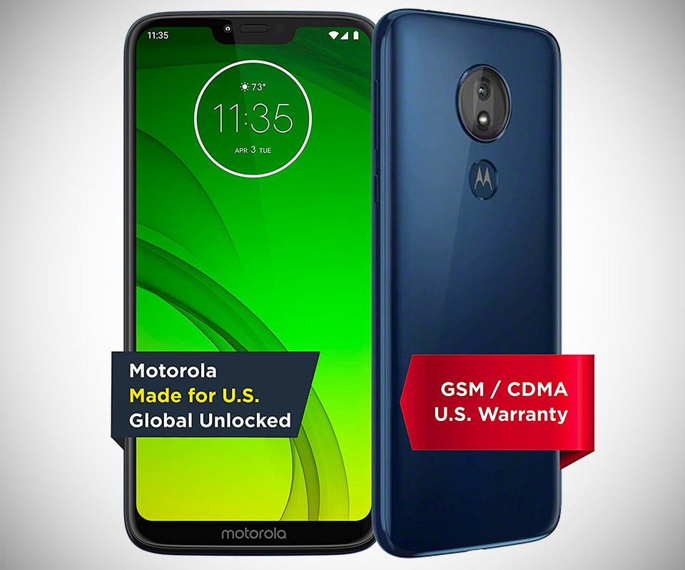 Unlocked Moto G7 Power