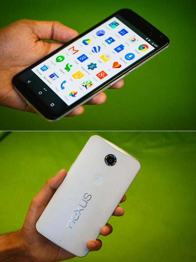Unlocked Nexus 6