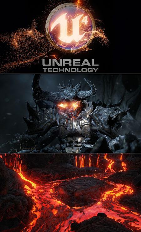 Mind-Blowing Unreal Engine 4 Tech Demo Released – TechEBlog