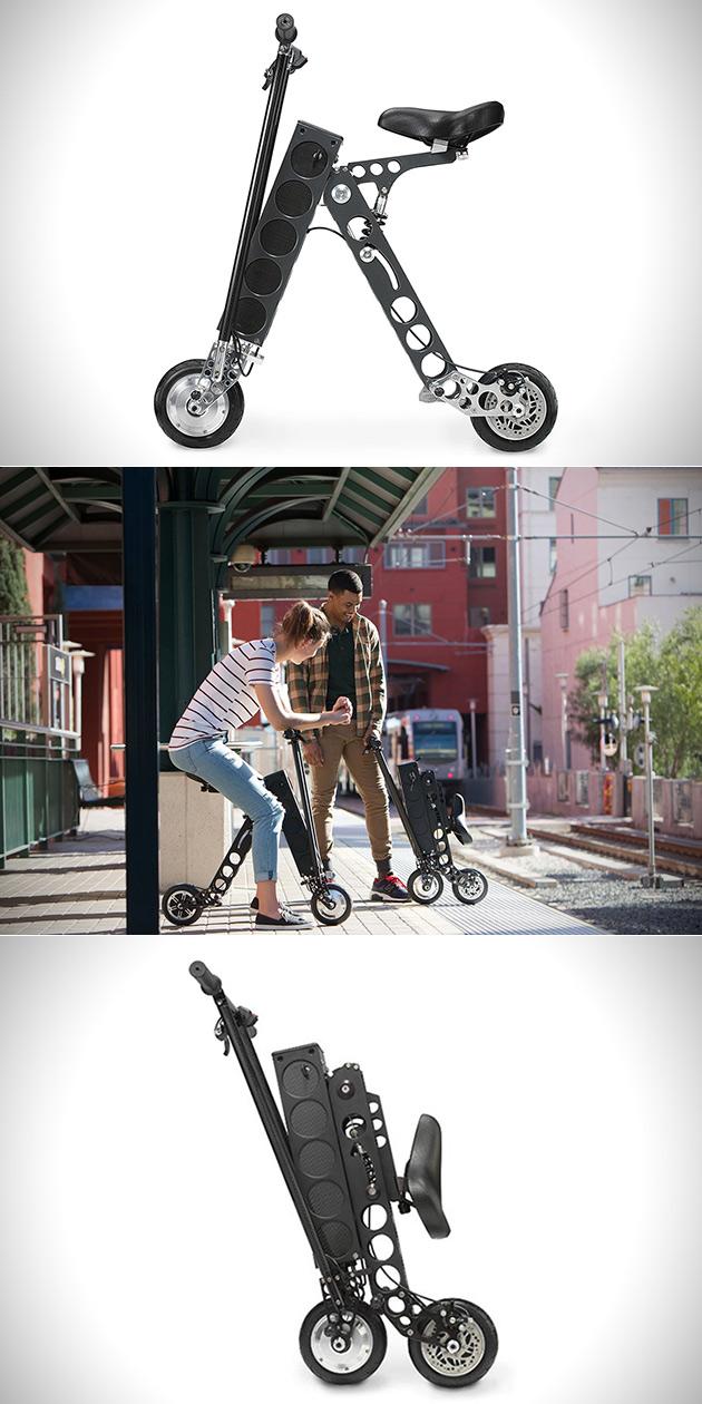 URB-E Folding Scooter