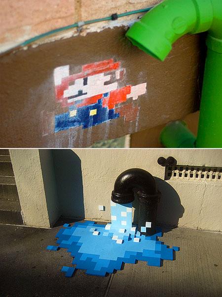 10 Weird And Cool Urban Art Installations Techeblog
