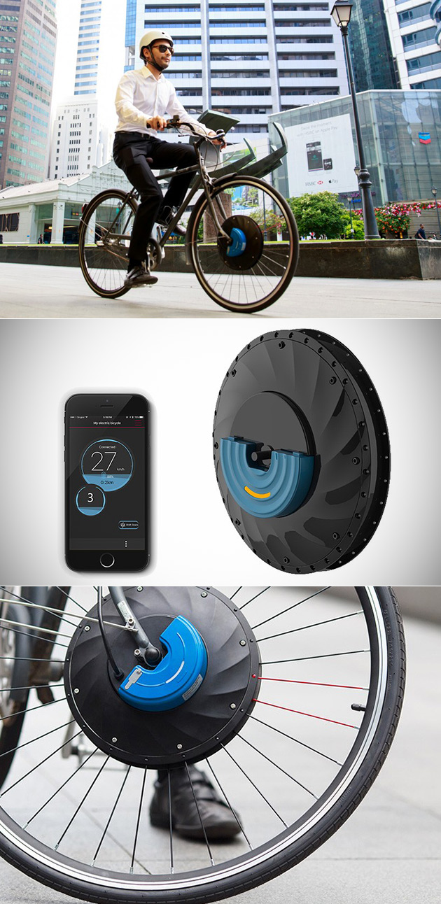 UrbanX Smart Electric Wheel