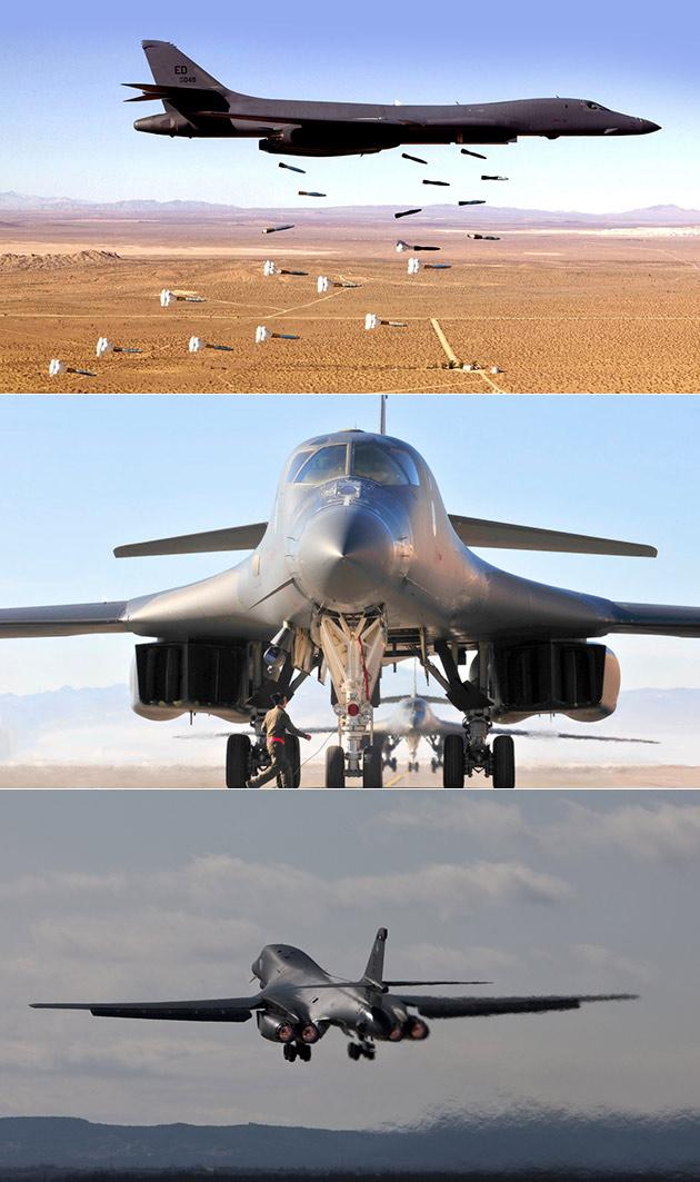 US B-1 Lancer