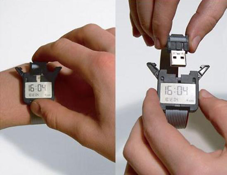 USB Data Link Watch