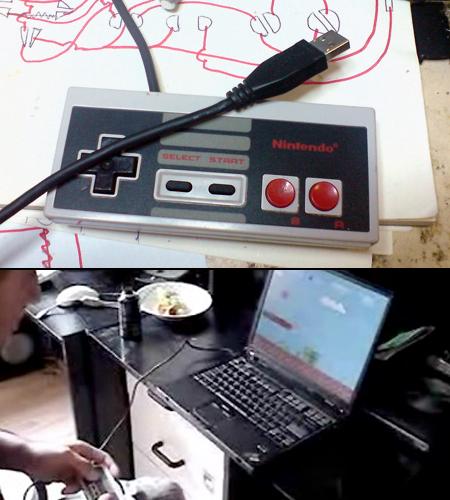 USB Nintendo Controller