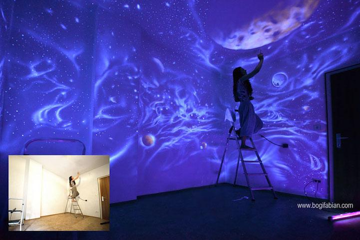 UV Light Room