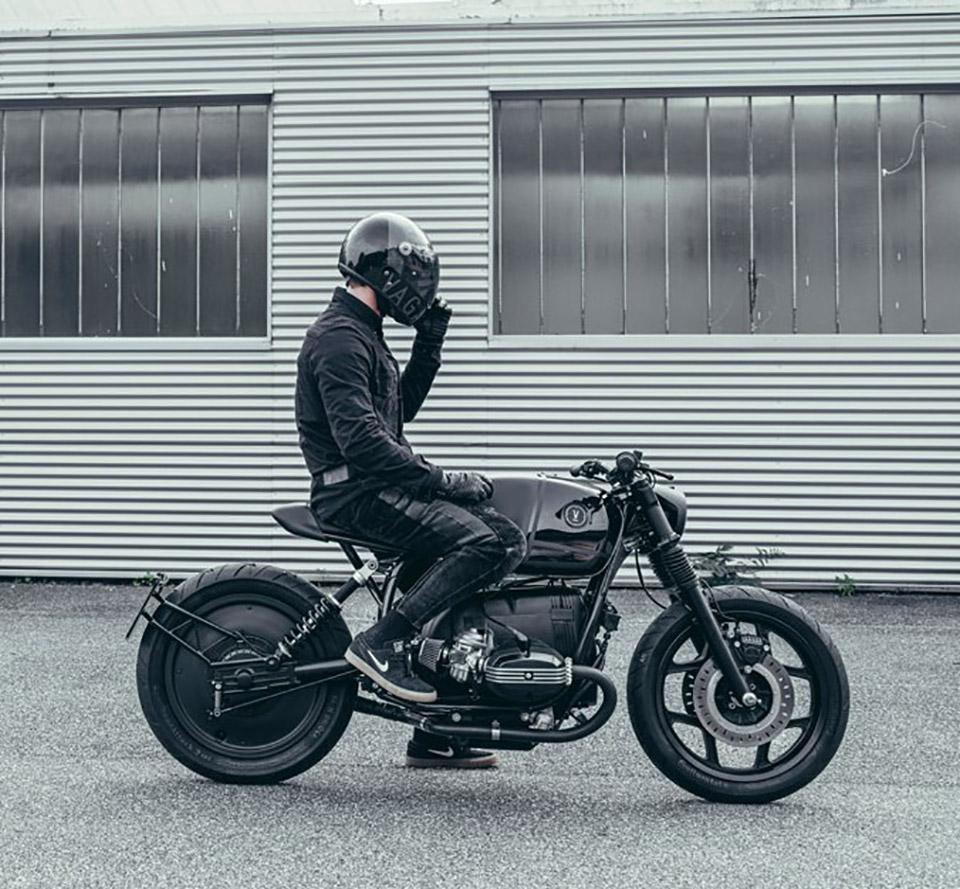 Vangabund Moto V12 BMWR100RT
