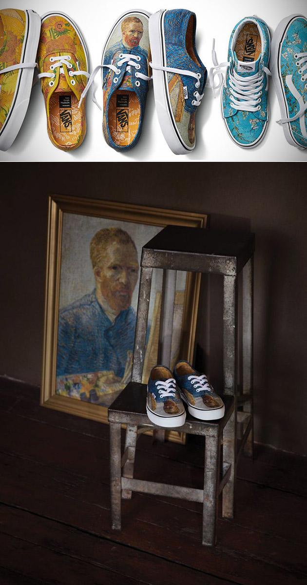 Van Gogh Vans