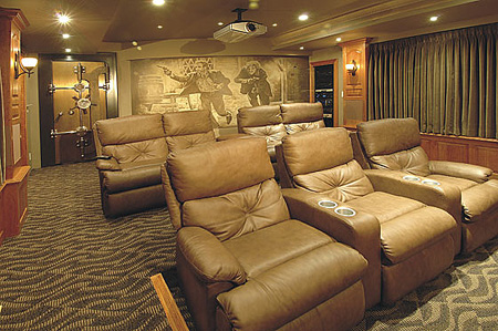 Pictures Sealed Vault Home Theater Techeblog