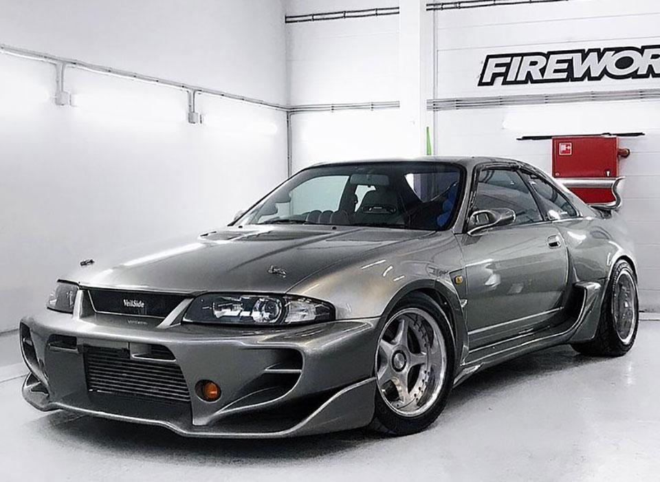 Veilside Nissan Skyline GT-R R33