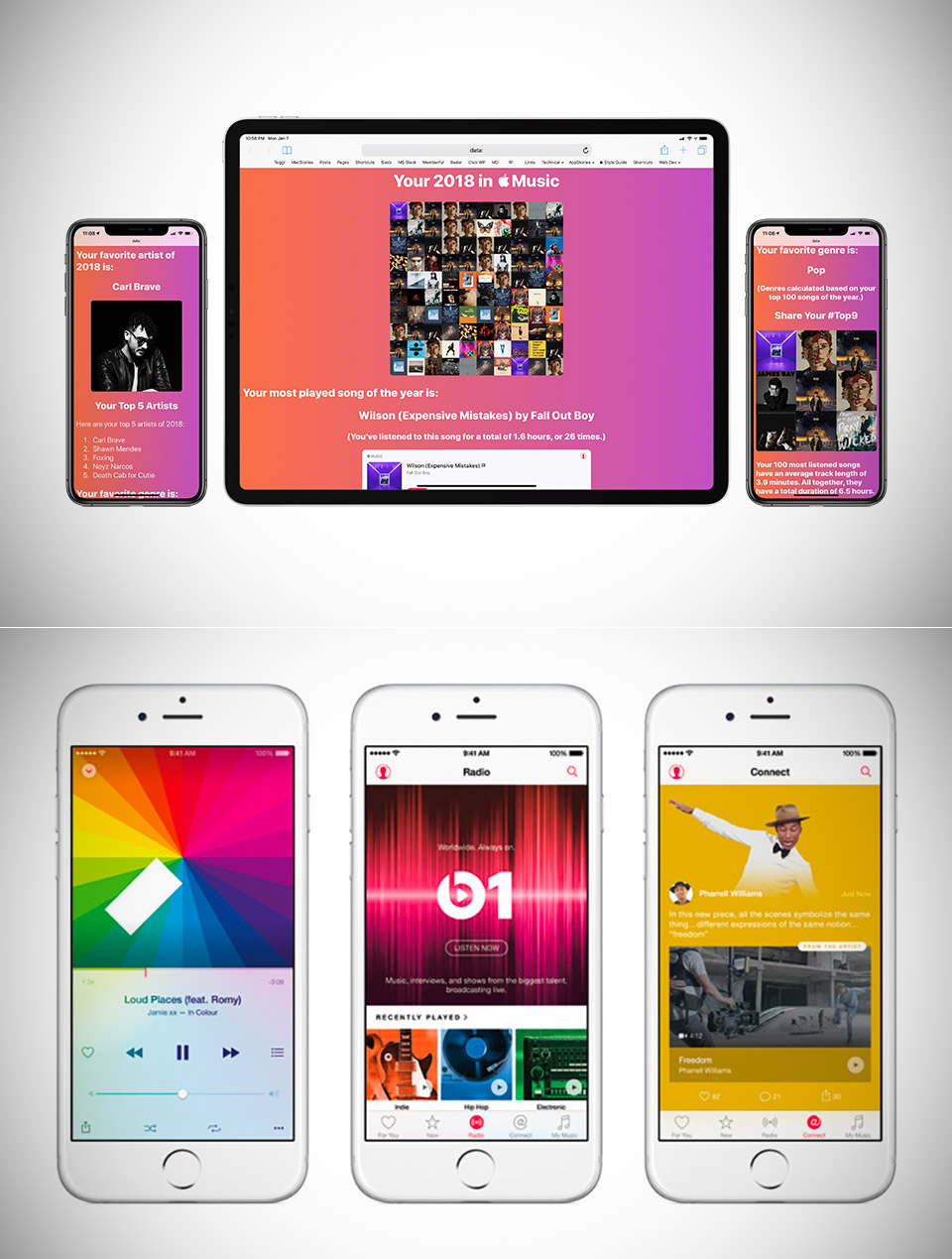 "Verizon Wireless Now Offering Free Apple Music to ""Beyond"