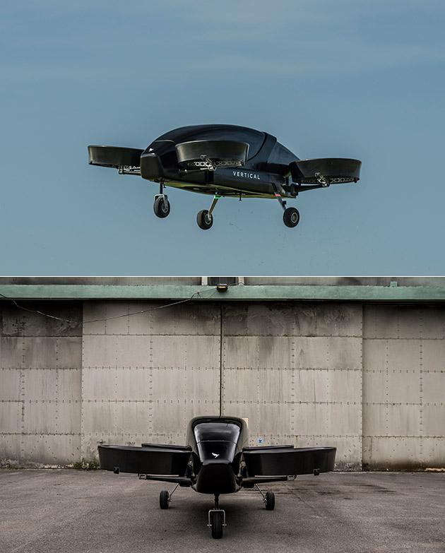 Vertical Aerospace Flying Car