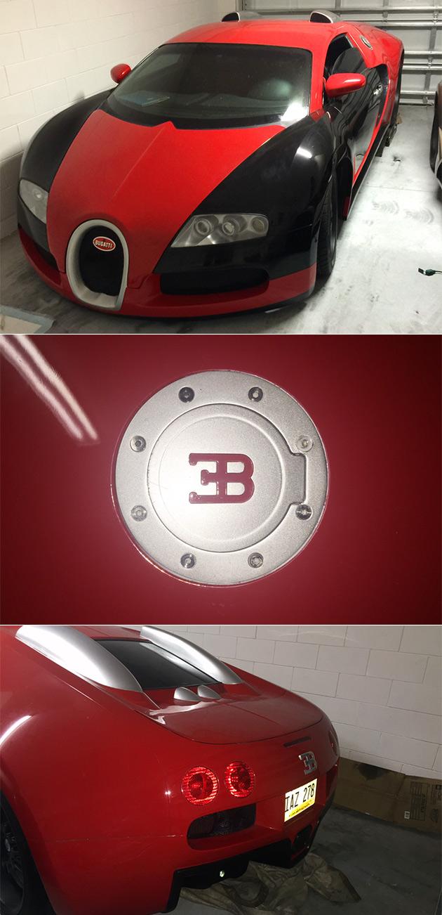 Veyron Replica