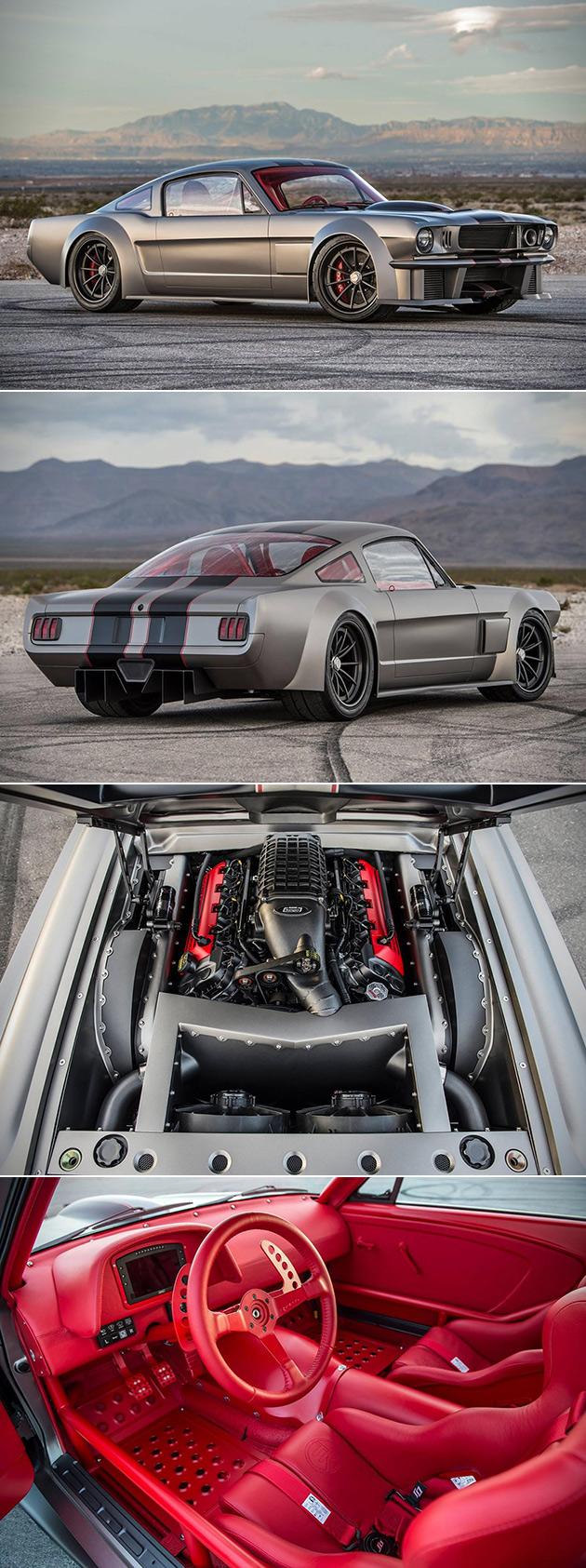 Vicious 1965 Mustang