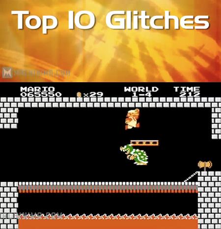 Top 10 Video Game Glitches