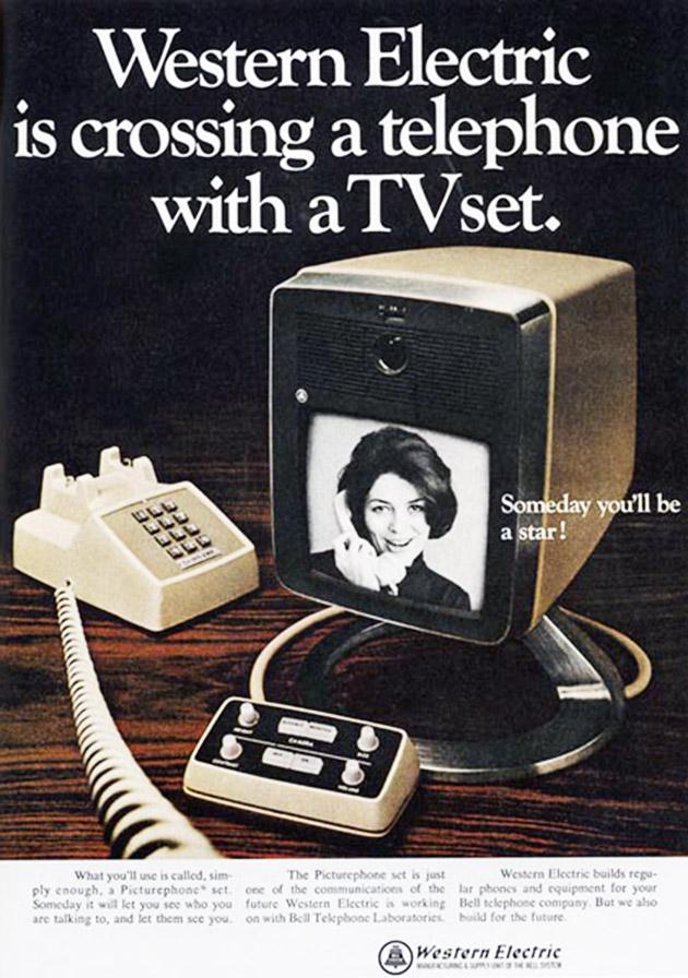 Western Electric Videophone