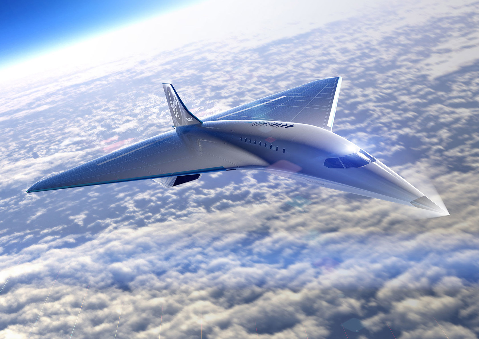 Virgin Galactic Mach 3
