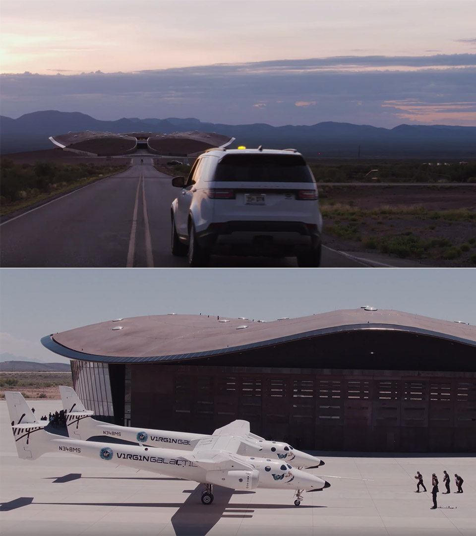 Virgin Galactic Spaceport America Space Tourism