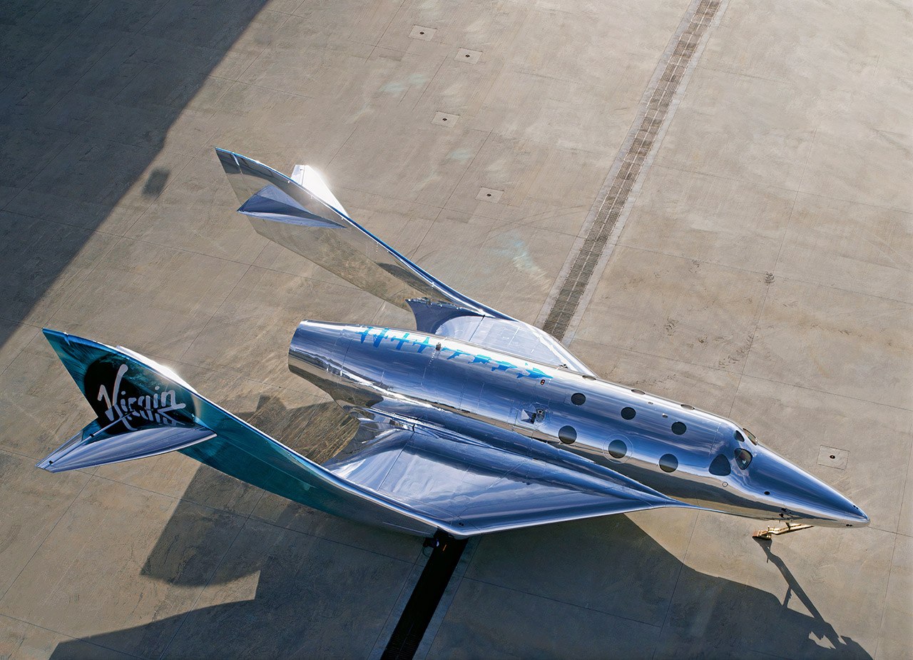 Virgin Galactic VSS Imagine SpaceShip III