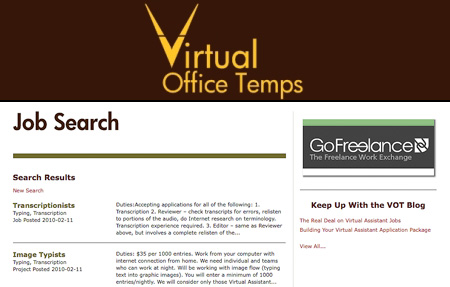virtual assistant jobs make working from home easy