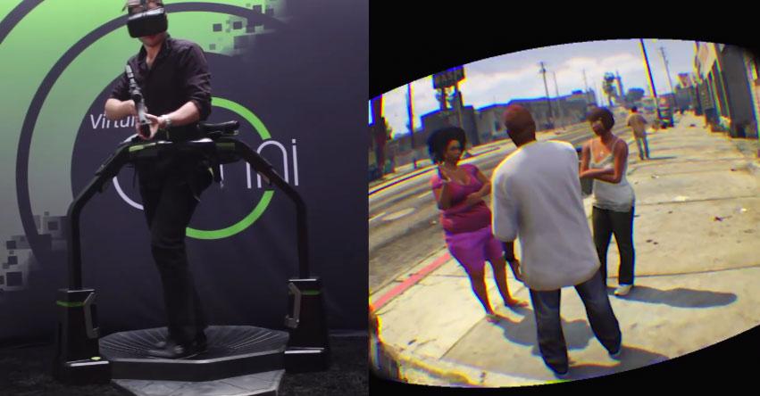 Oculus GTA V