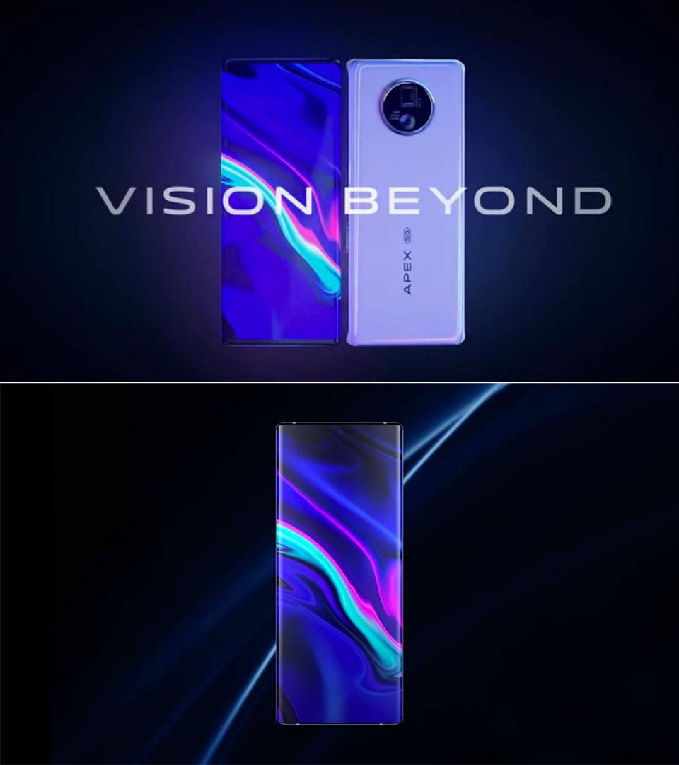 Vivo APEX 2020 Mobile Phone