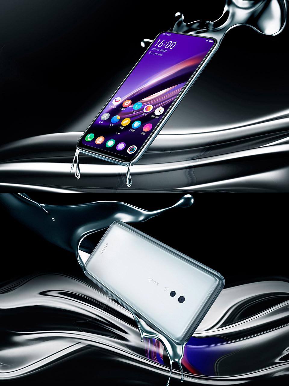 Vivo Apex 5G Smartphone
