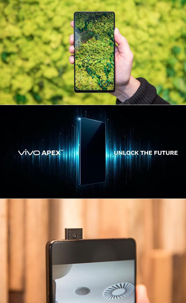 Vivo Apex Smartphone