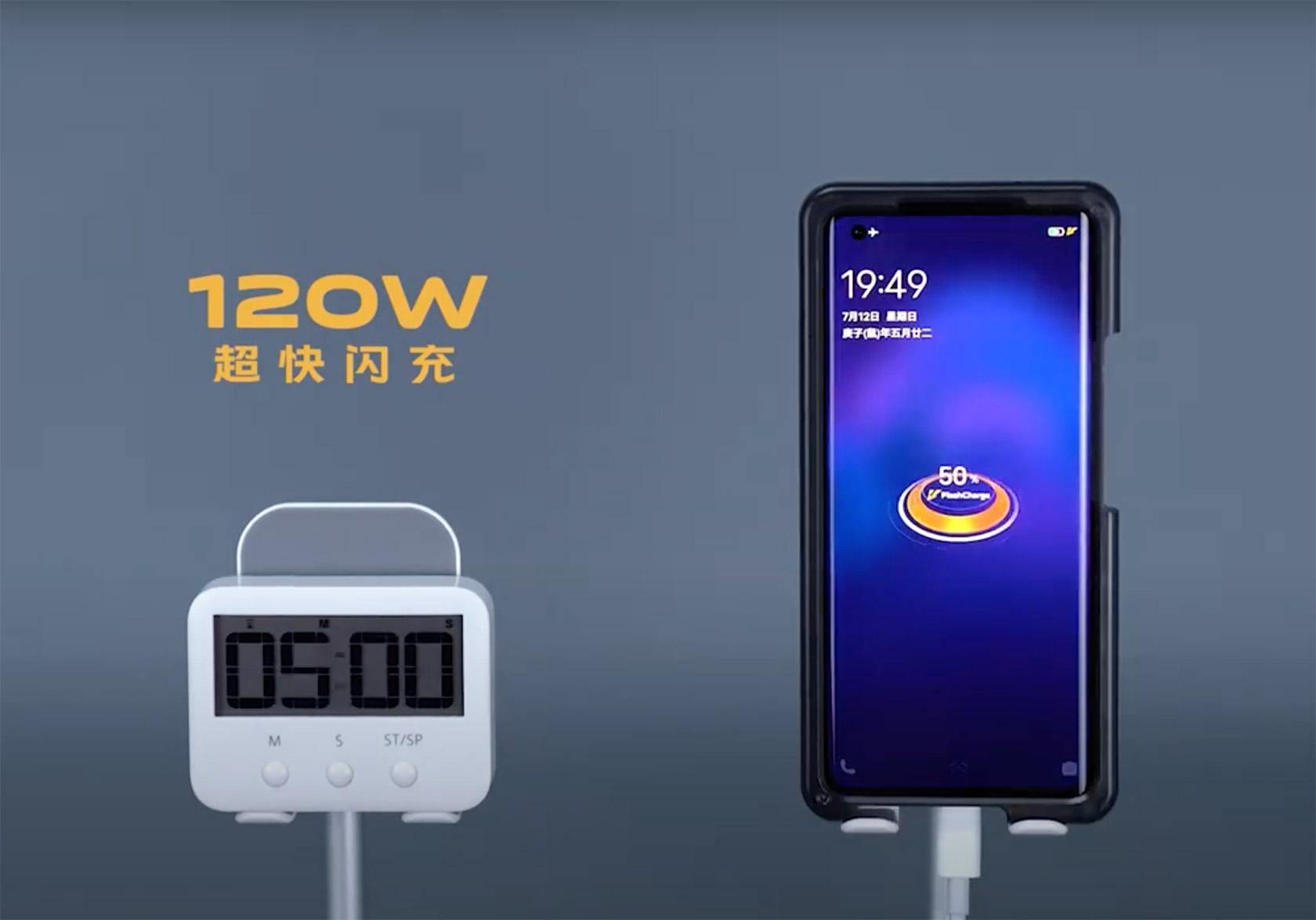 Vivo iQOO Gaming Smartphone 120W Fast Charging