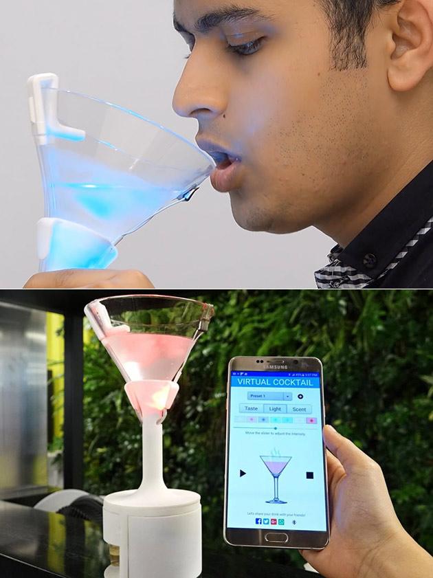 Vocktail Virtual Cocktail
