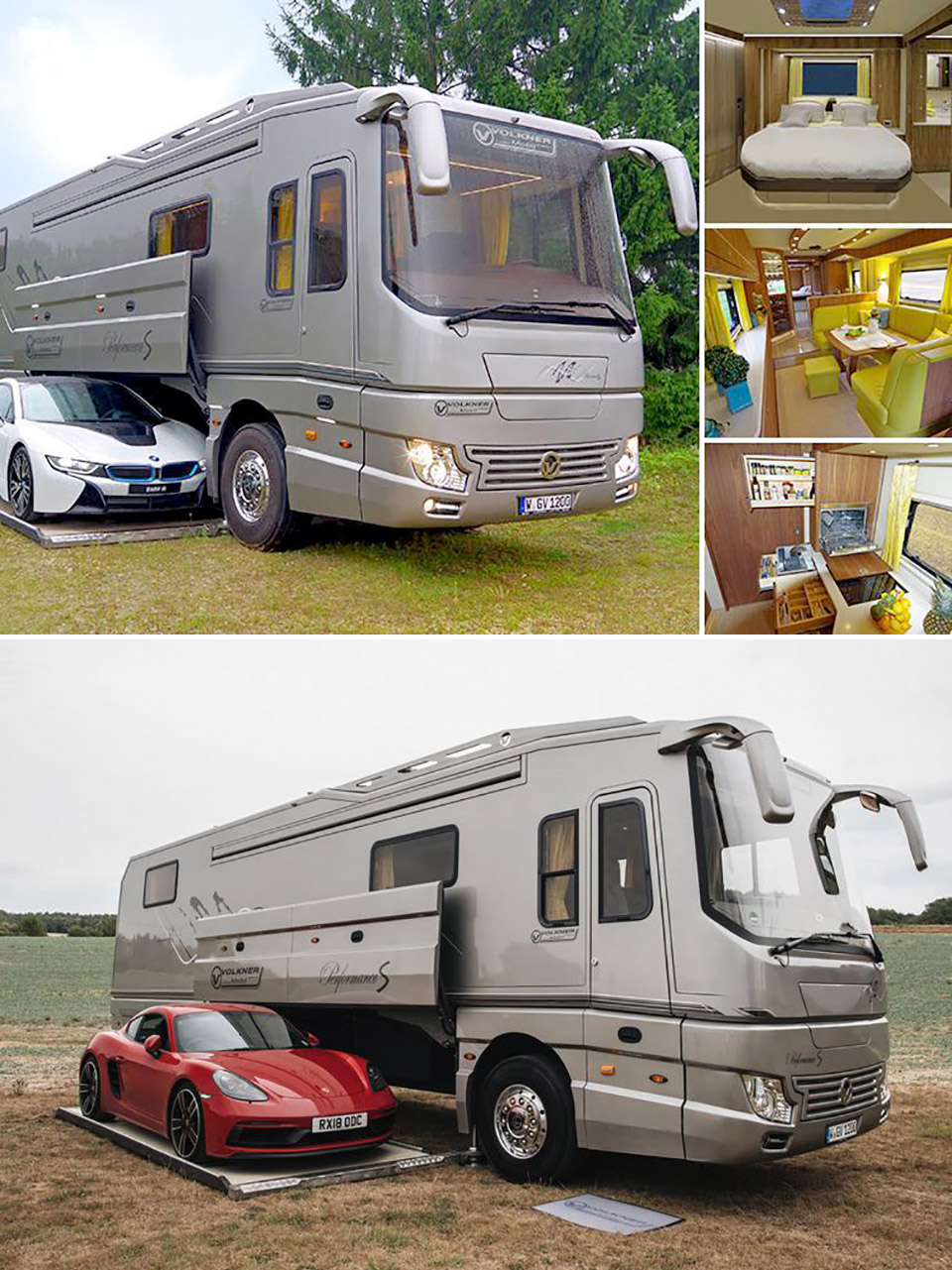 Volkner Mobile Performance-S Motor Home