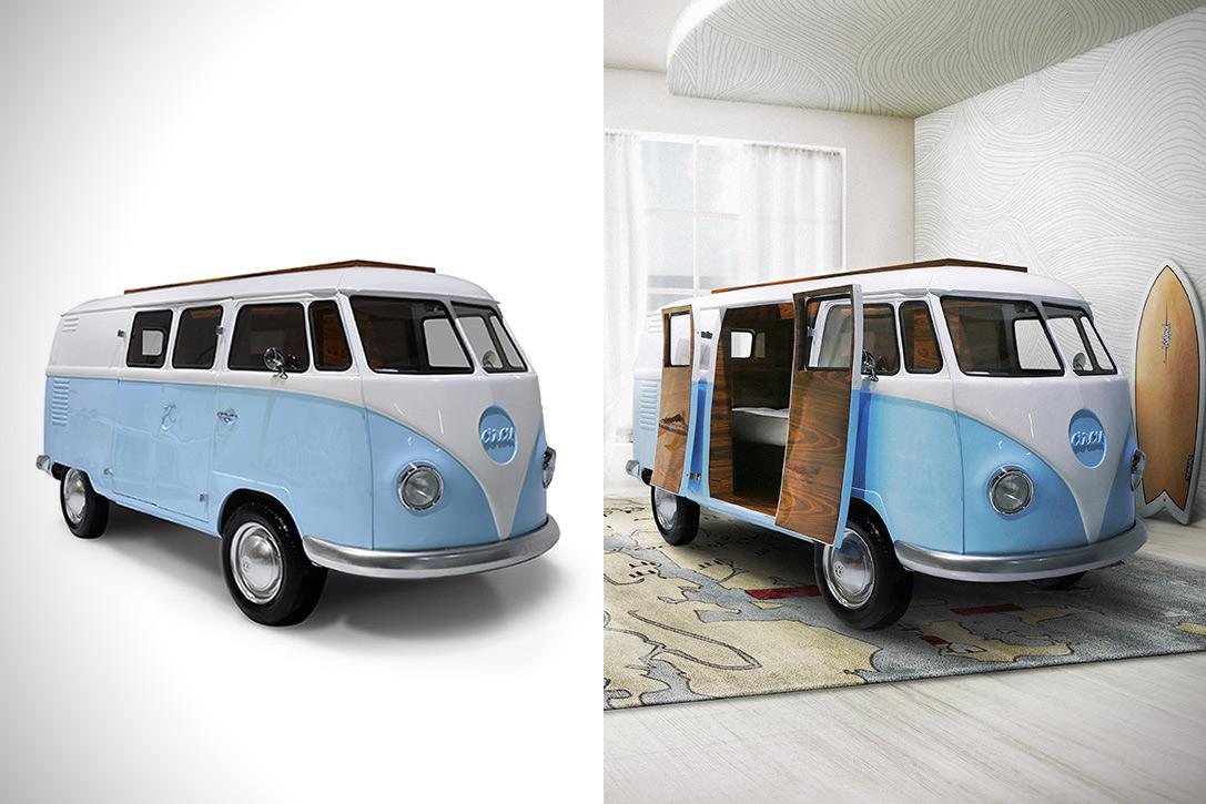 Volkswagen Bun Bed