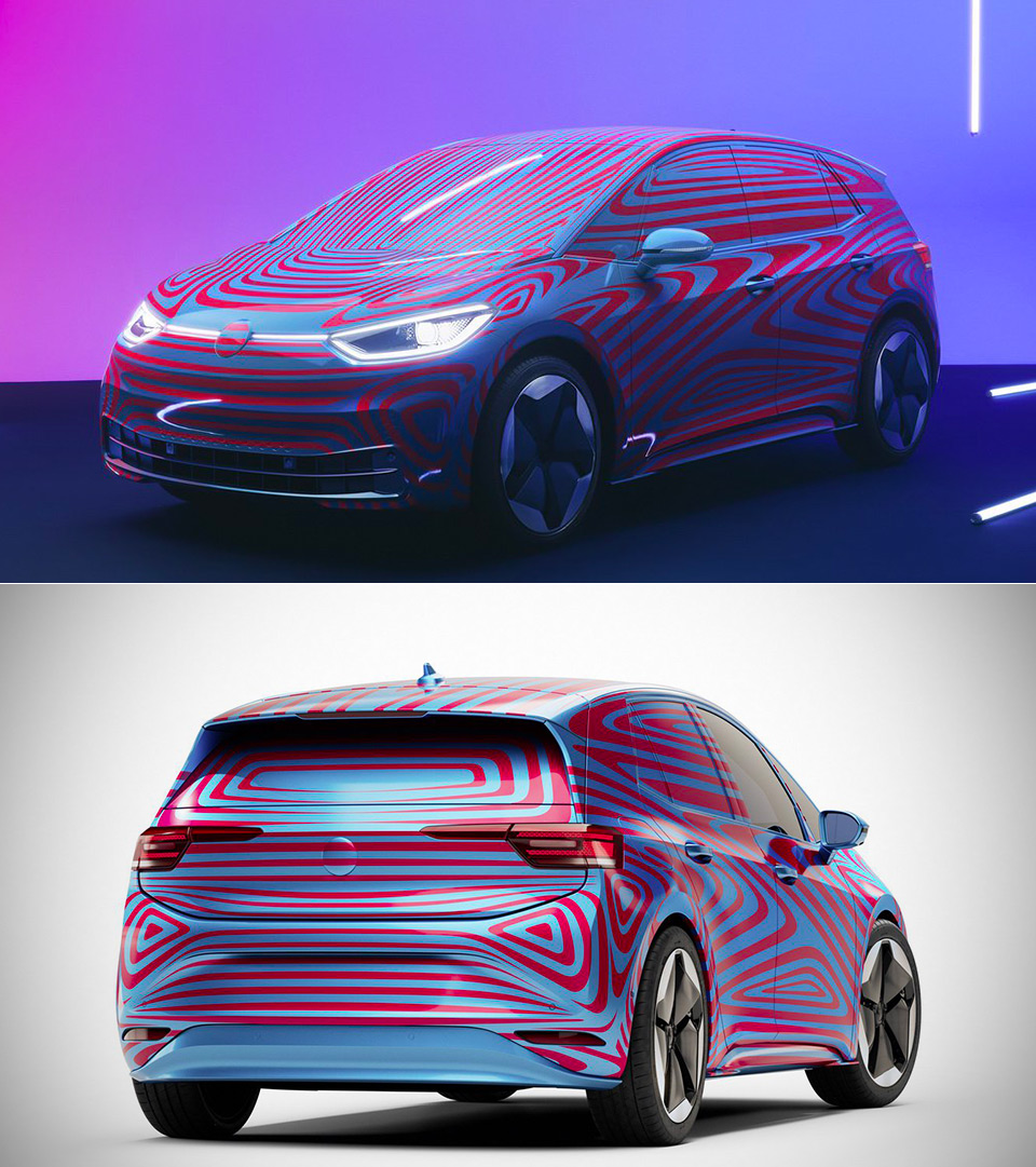 Volkswagen ID.3 Electric Hatchback