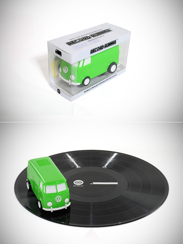 Volkswagen Record Player