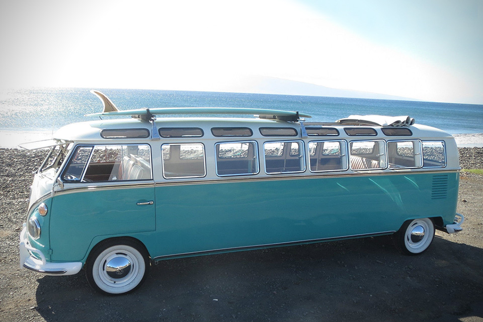 Volkswagen Stretch Bus