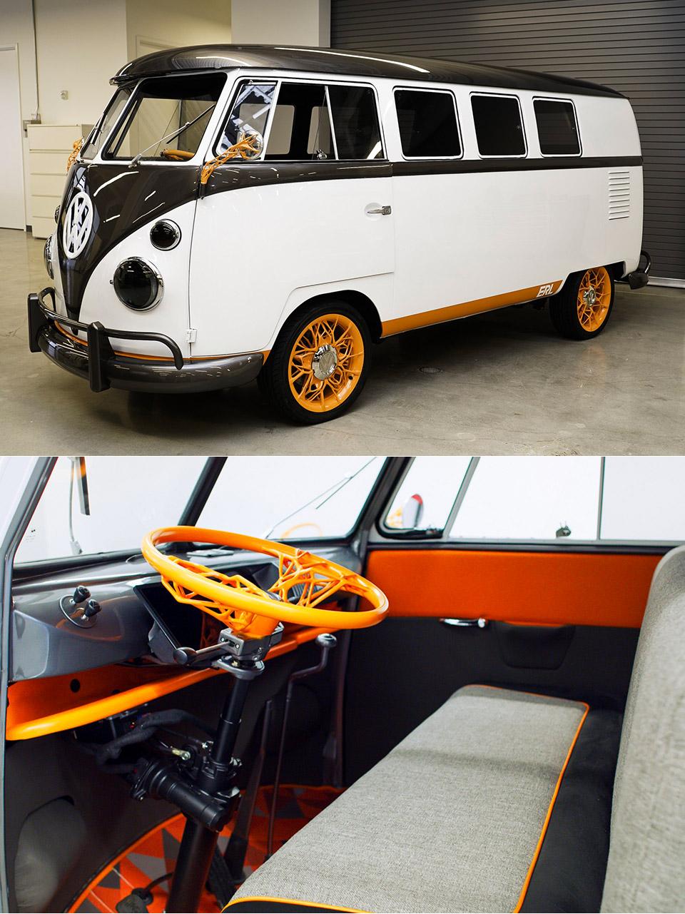Volkswagen Type 20 Electric Bus