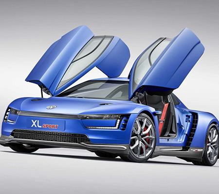 Volkswagen Xl Sport Is What Happens When You Combine A Lamborghini