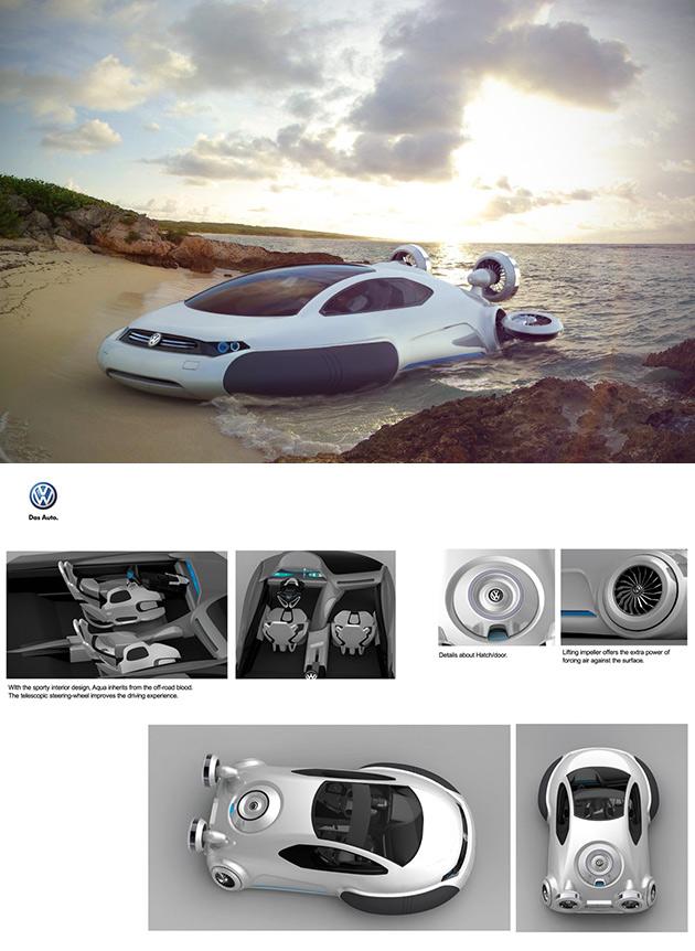 Volkswagen Hovercraft