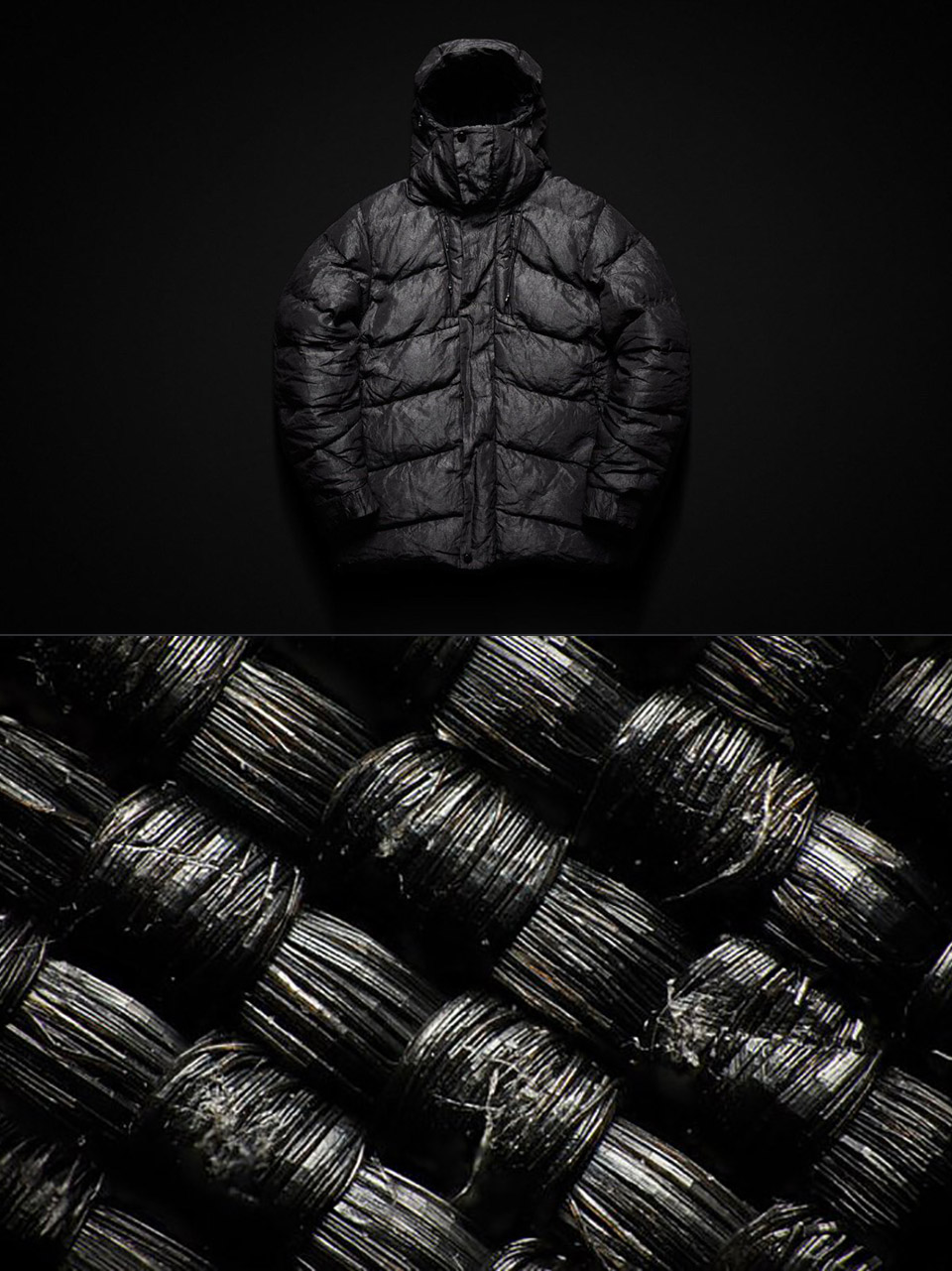 Vollebak Indestructible Puffer Jacket