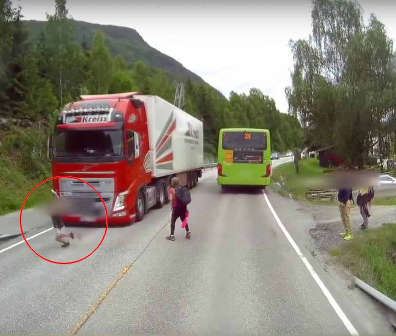 Volvo Emergency Braking