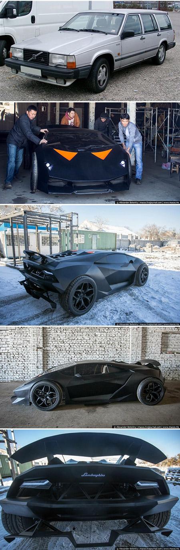 Lamborghini Sesto Elemento Kit Car