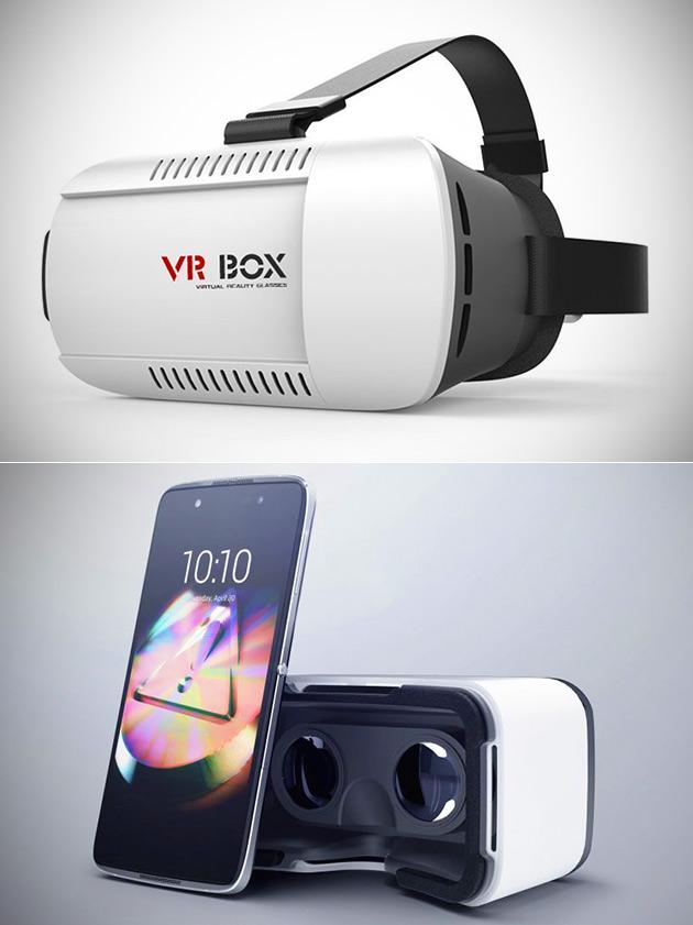 Linkcool VR01 Google Cardboard