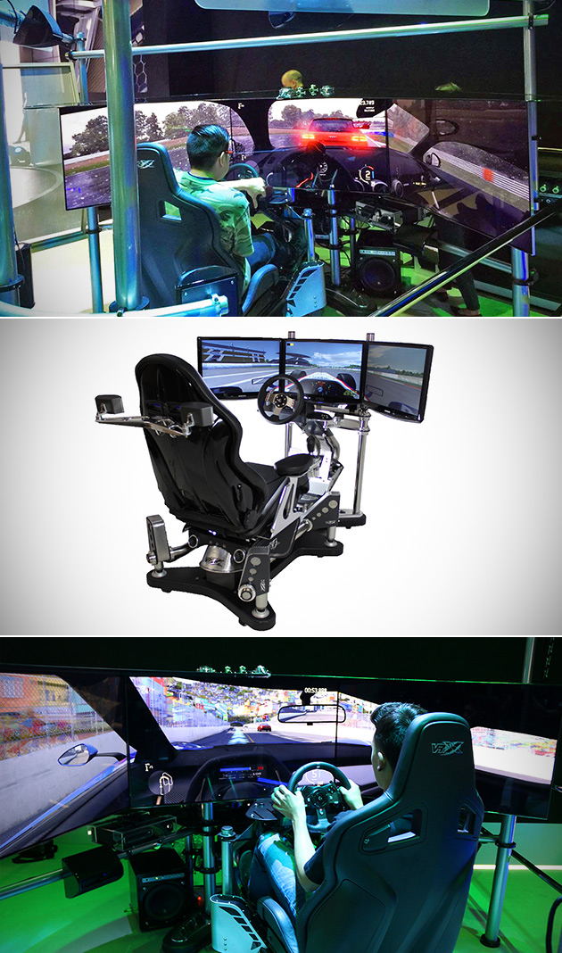 VRX Racing Simulator